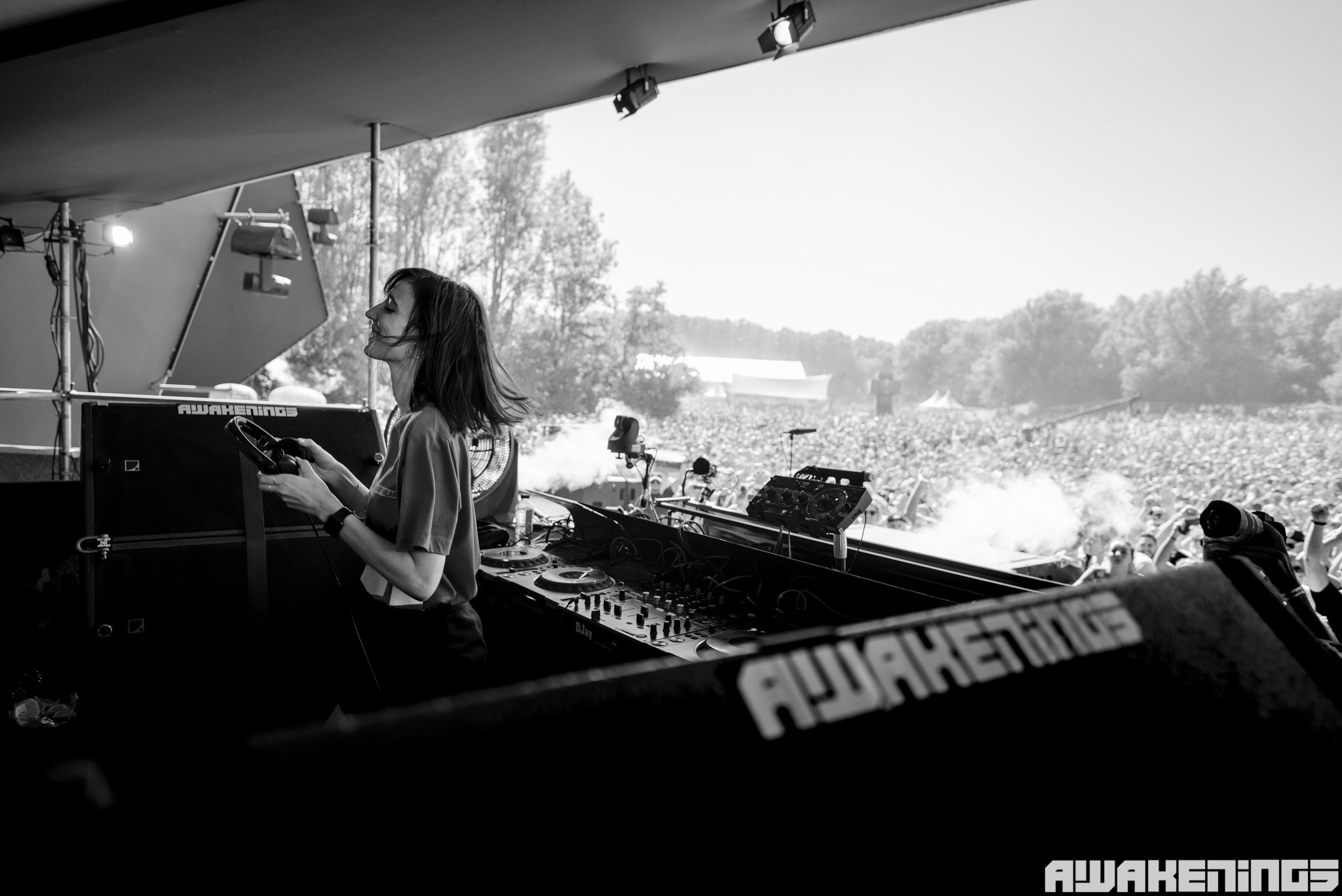 Amelie lens at Awakenings Festival 2018