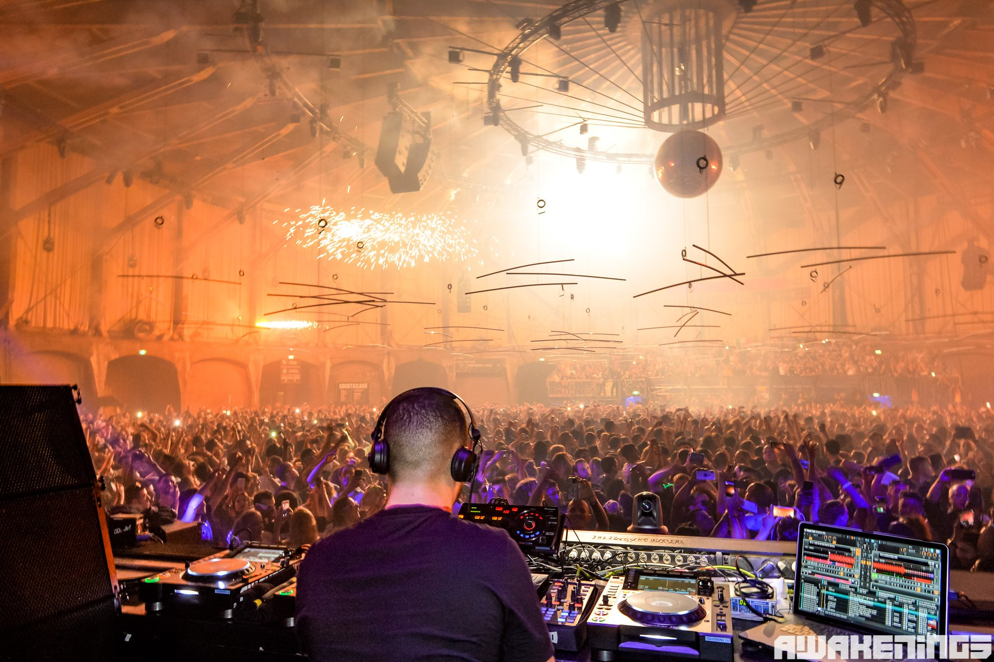 techno Awakenings ADE Amsterdam