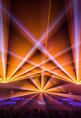 Lasers Awakenings Easter