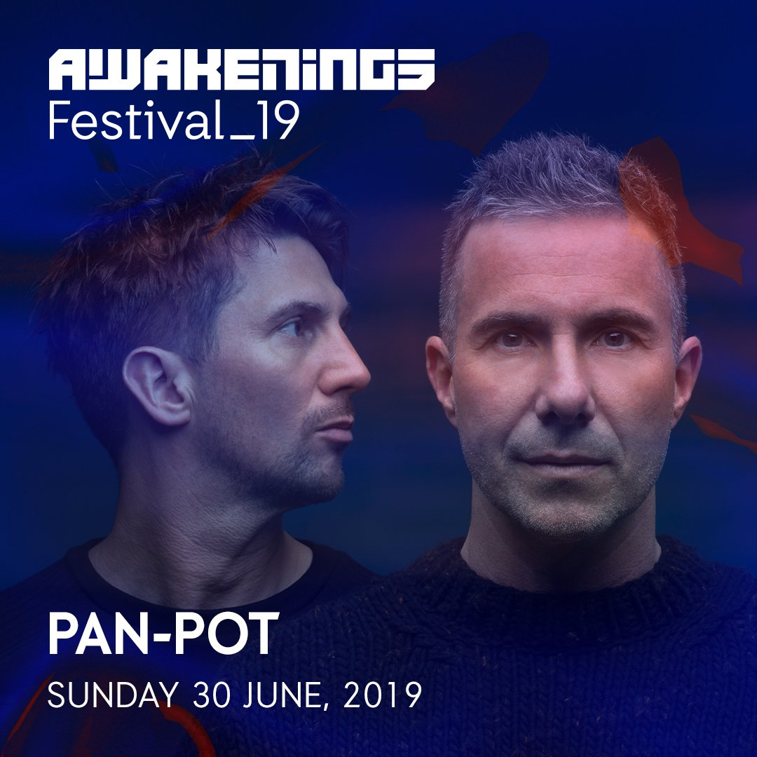Pan-Pot @ Awakenings Festival 2019