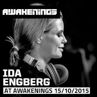 Ida Engberg @ Awakenings presents Drumcode Special 15 - 10 - 2015