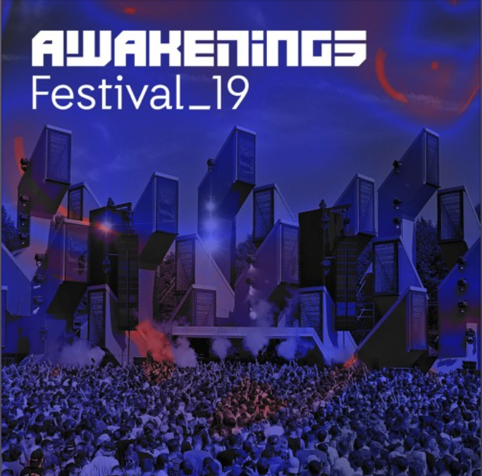 Soundcloud playlist full sets Awakenings Festival 2019
